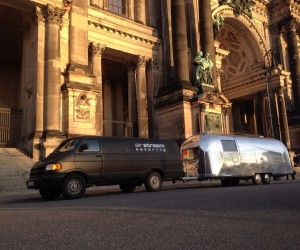 Airstream Trailer Airstream Catering Berlin Lichtlabor-Berlin